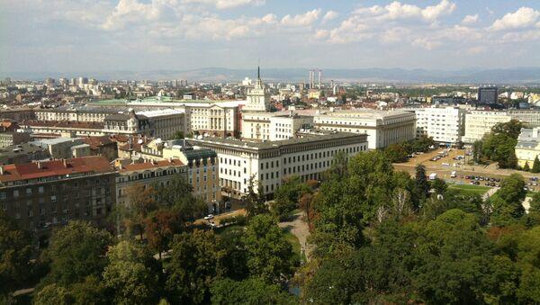 Sofia, Bulgaria - Sputnik International