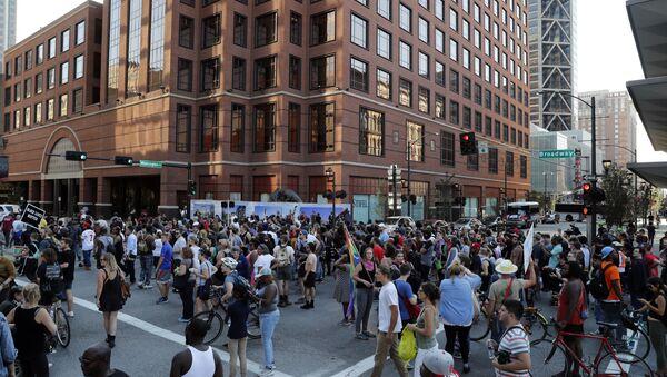 St. Louis Protest - Sputnik International