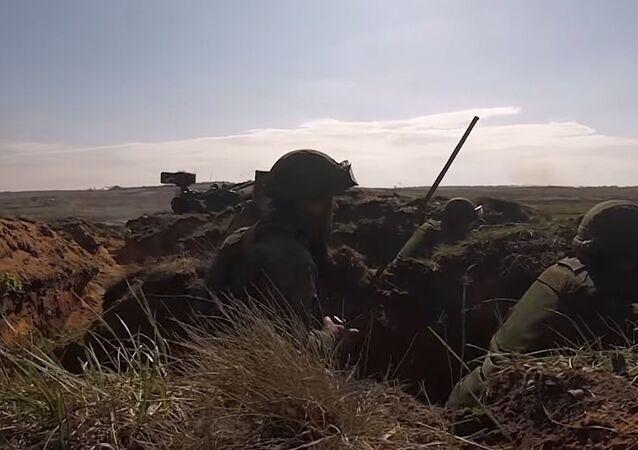 Russia And Belarus Continue Zapad-2017 Drills