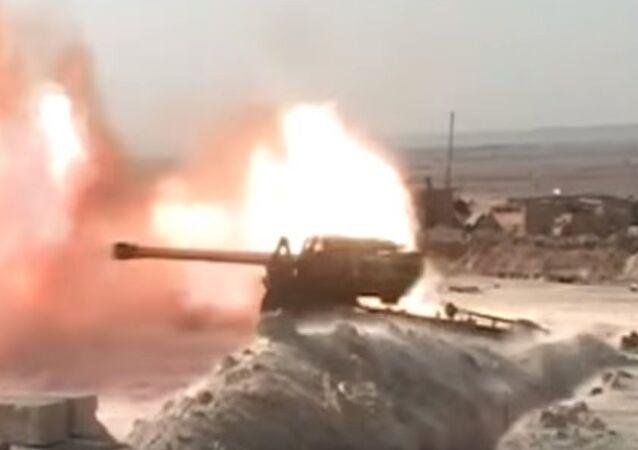 Syrian Army Gains Control Of South-Eastern Deir ez-Zor