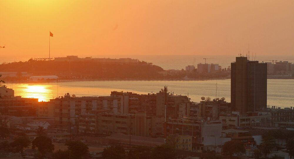 A view of Luanda coast. (File)