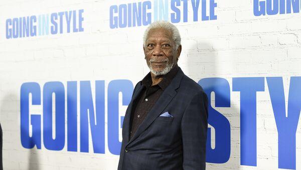 Actor Morgan Freeman - Sputnik International