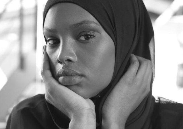 Amina Adan model