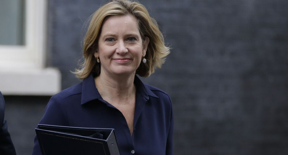 Amber Rudd 'no platformed' by Oxford University society