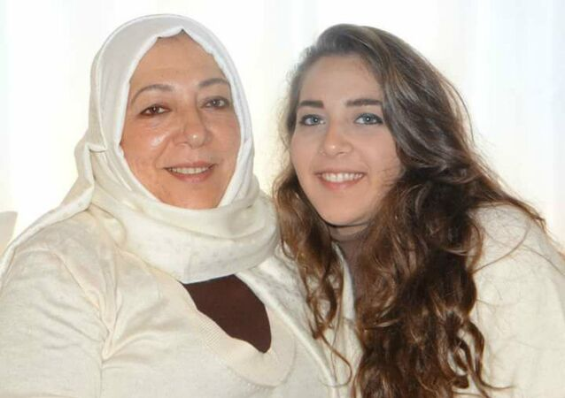 Orouba Barakat and Halla Barakat