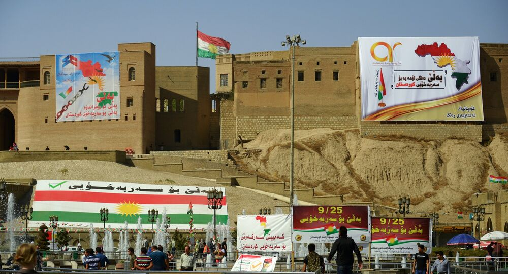On September 25,  Iraqi Kurdistan is set to hold a long-scheduled referendum on its independence from Baghdad.