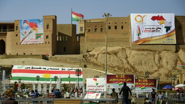 Iraqi Kurdistan. File photo - Sputnik International