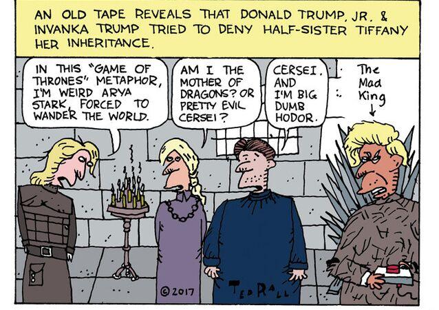 Odd Trump Out?