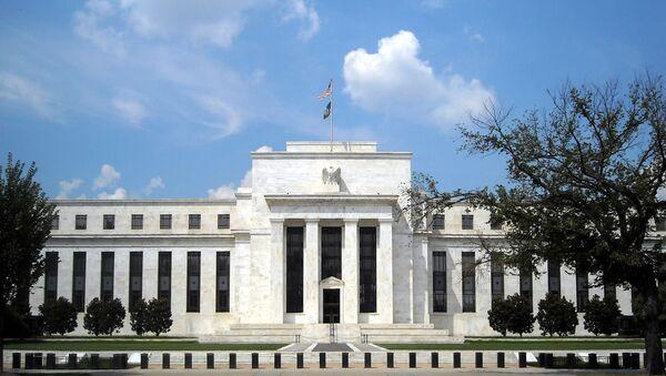 Federal Reserve Building - Sputnik International