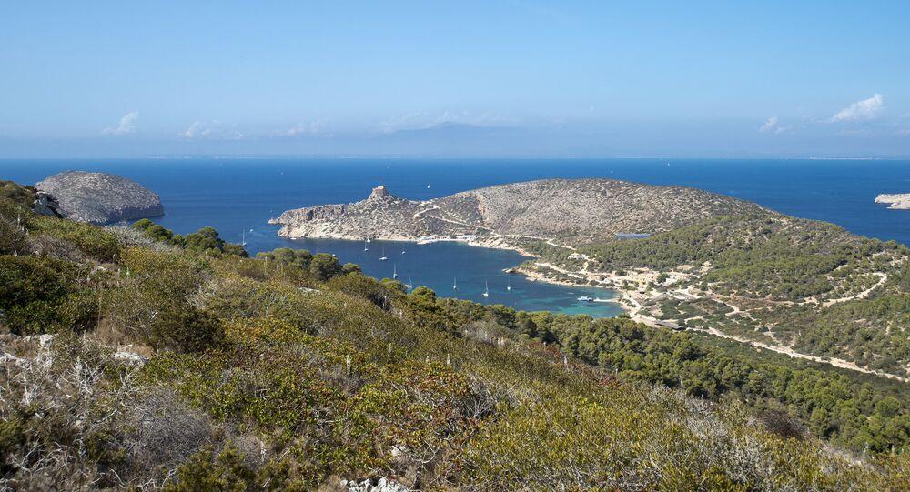 Puerto Cabrera, Balearic Islands, Spain