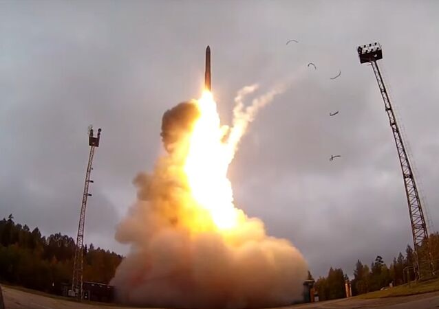 Russia Tests RS-24 Yars Missile