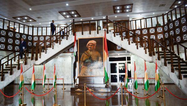 The Iraqi Kurdistan parliament building - Sputnik International
