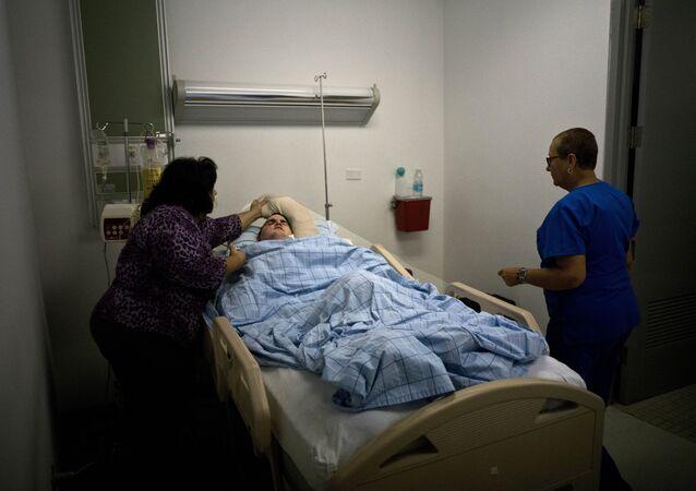 Puerto Rico Hurricane Maria Hospitals