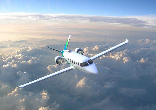 Zunum Aero's hybrid-electric aircraft, due to enter service in 2022
