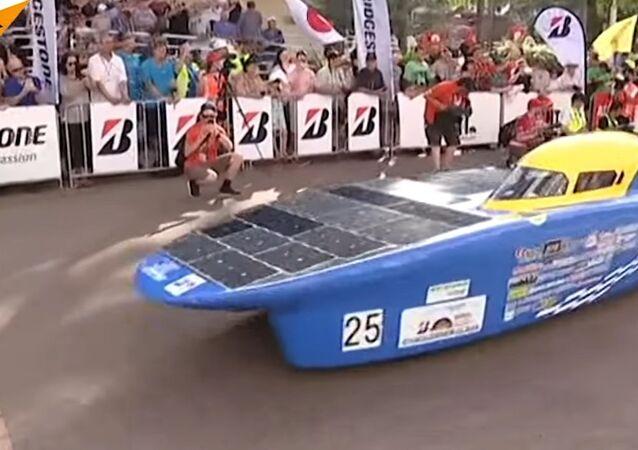 The World Solar Challenge