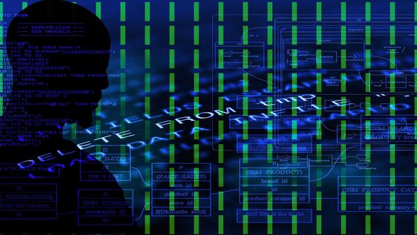 Cyber space - Sputnik International