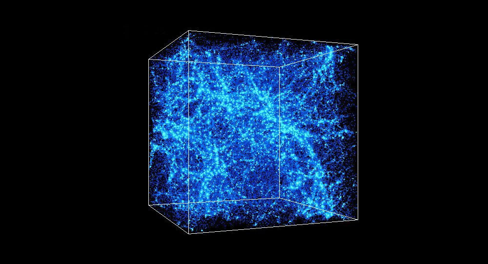 Formation of the large-scale structure in the Universe: filaments