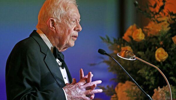 Former US President Jimmy Carter - Sputnik International