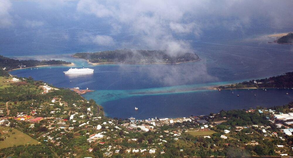 Central Port Vila, Vanuatu. (File)