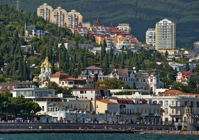Crimea view. (File)