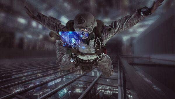 Cyber soldier - Sputnik International