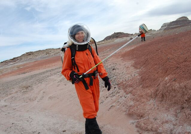 Anastasia Stepanova is through to the second round of applicant selection for the Mars One program