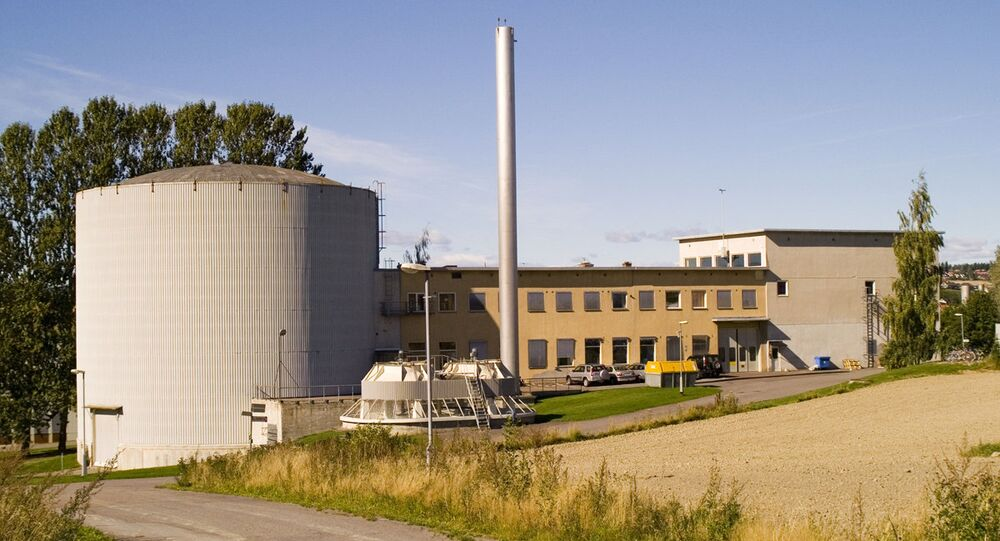 JEEP II, Nuclear power plant at Kjeller, Norway