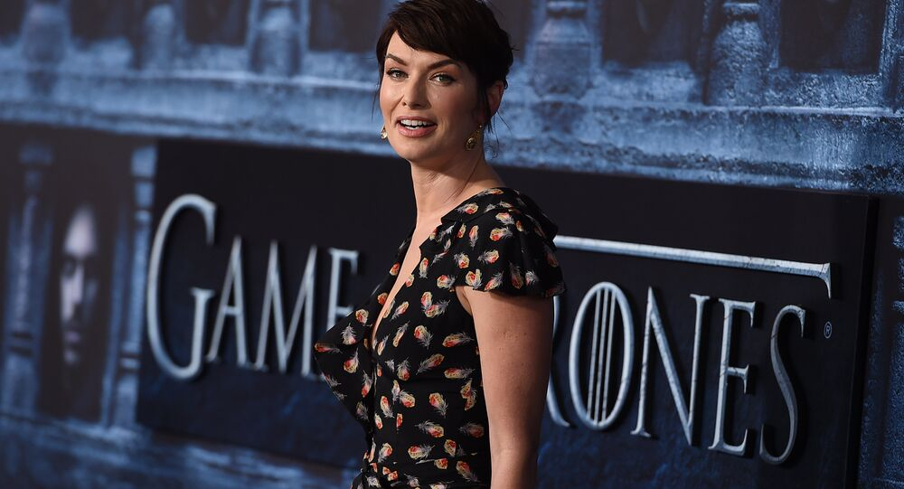 Lena Headey attends the season six premiere of Game Of Thrones at TCL Chinese Theatre in Los Angeles. (File)