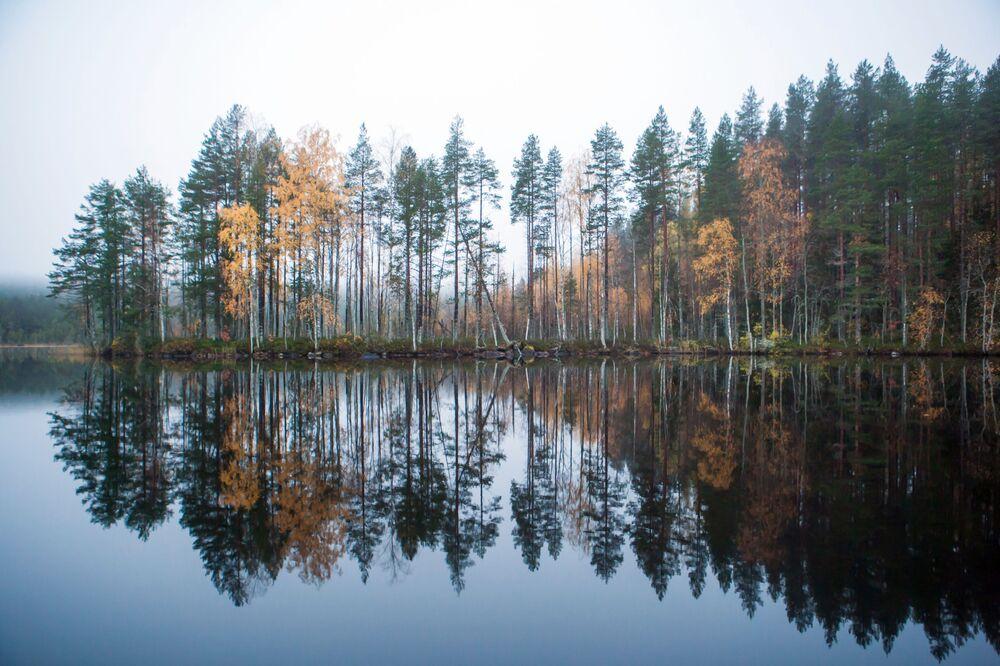 Golden Season: Autumn Across Russia