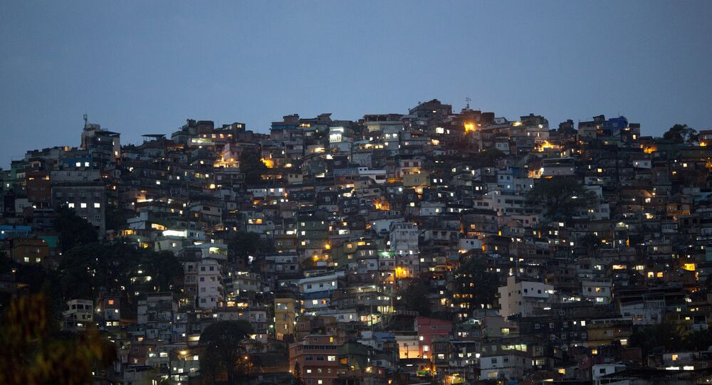Gangs Implement 'Social Distancing' as Coronavirus Hits Favelas