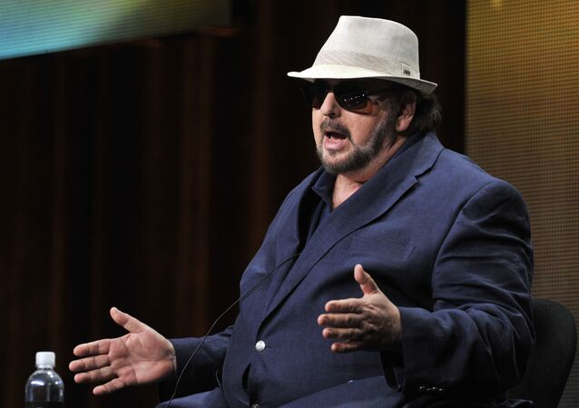 James Toback, director/producer/subject of the HBO documentary Seduced and Abandoned, takes part in a panel discussion during HBO's Summer 2013 TCA panel at the Beverly Hilton Hotel on Thursday, July 25, 2013 in Beverly Hills, Calif.