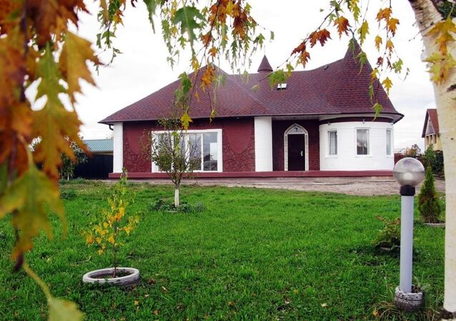 The first house in Europe printed by 3D printer from Yaroslavl
