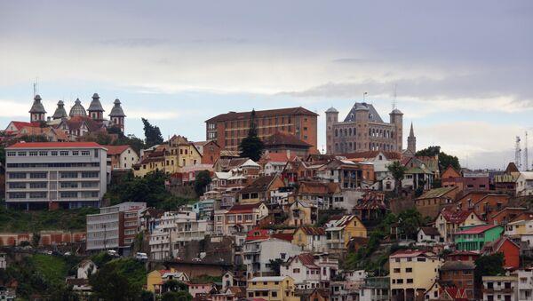 The capital of Madagascar, Antananarivo - Sputnik International