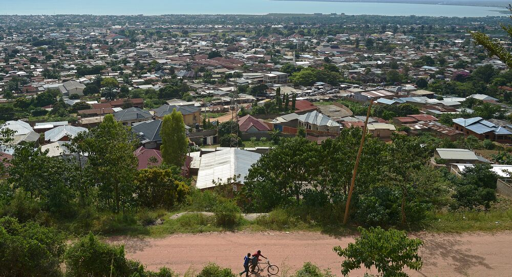 General view of Bujumbura. (File)