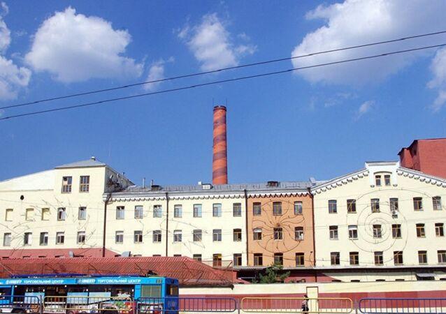 Roshen factory