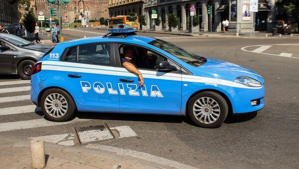 Police car in Italy - Sputnik International