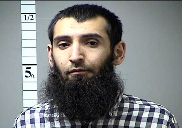Sayfullo Saipov, the suspect in the New York City truck attack