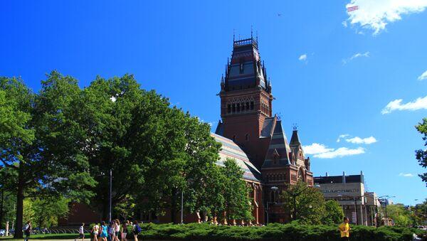Harvard University - Sputnik International