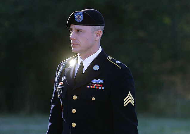 Army Sgt. Bowe Bergdahl. (File)