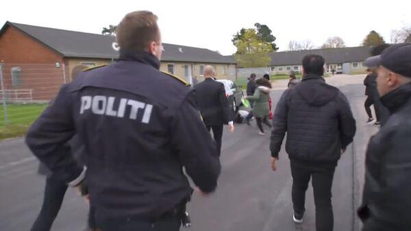 Støjberg efter evakuering: Det kunne være endt galt - Sputnik International