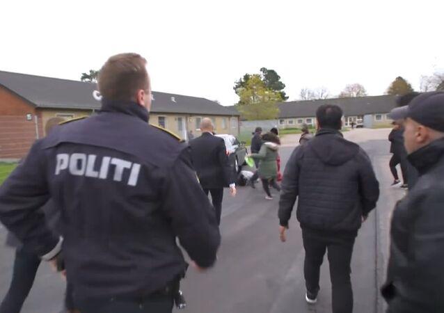 Støjberg efter evakuering: Det kunne være endt galt