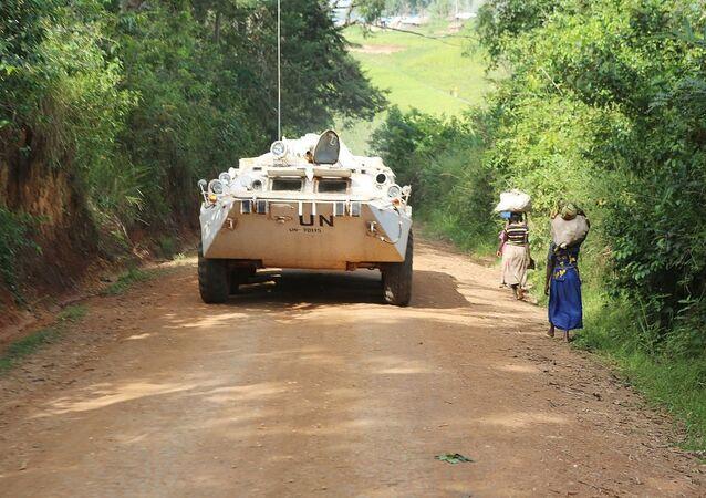 BTR-80 UN