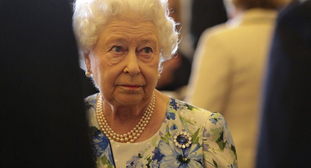 Britain's Queen Elizabeth II (File)