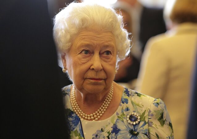 Britain's Queen Elizabeth II (File)