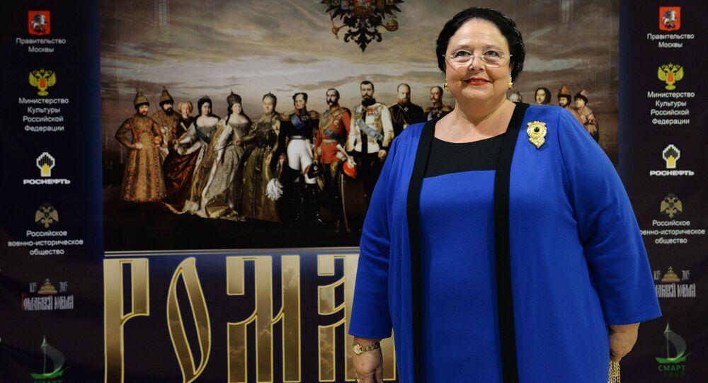 Grand Duchess Maria Romanova