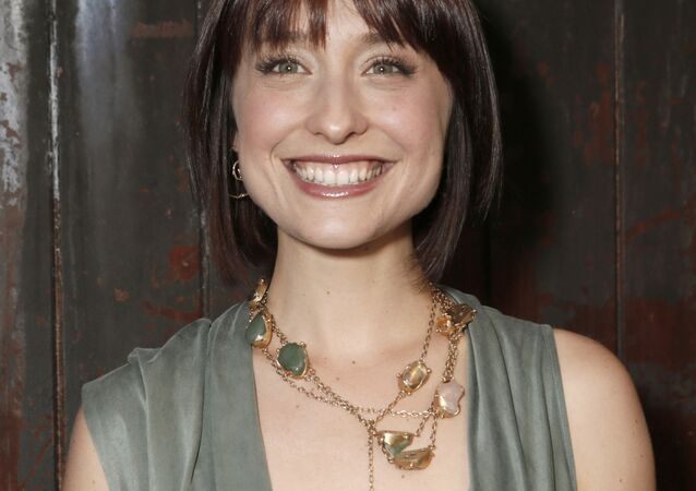 Allison Mack attends the FX Summer Comedies Party at Lure in Los Angeles. (File)