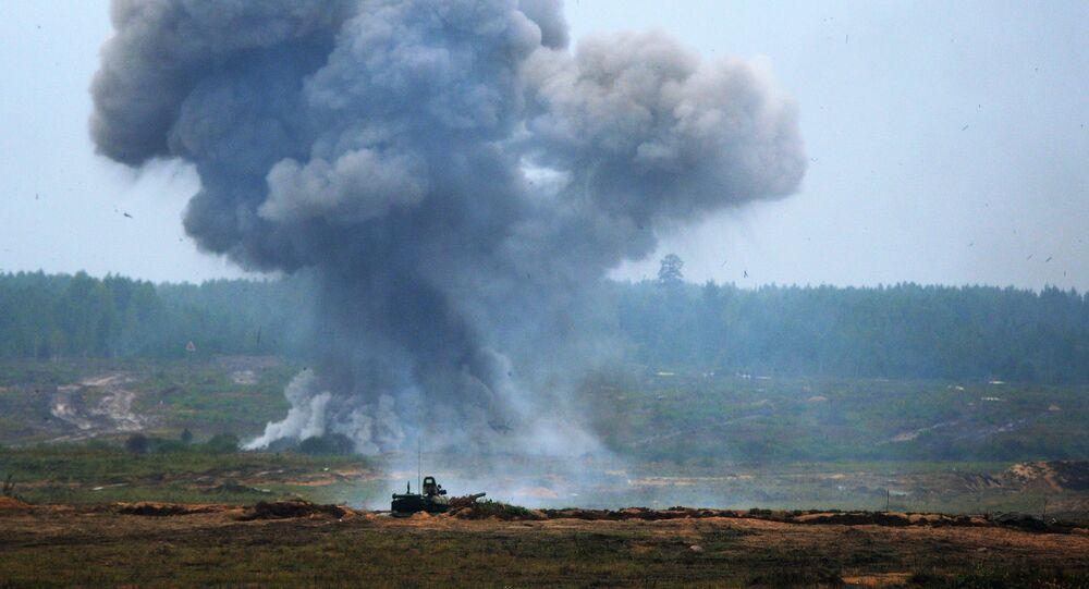 Blast. File photo
