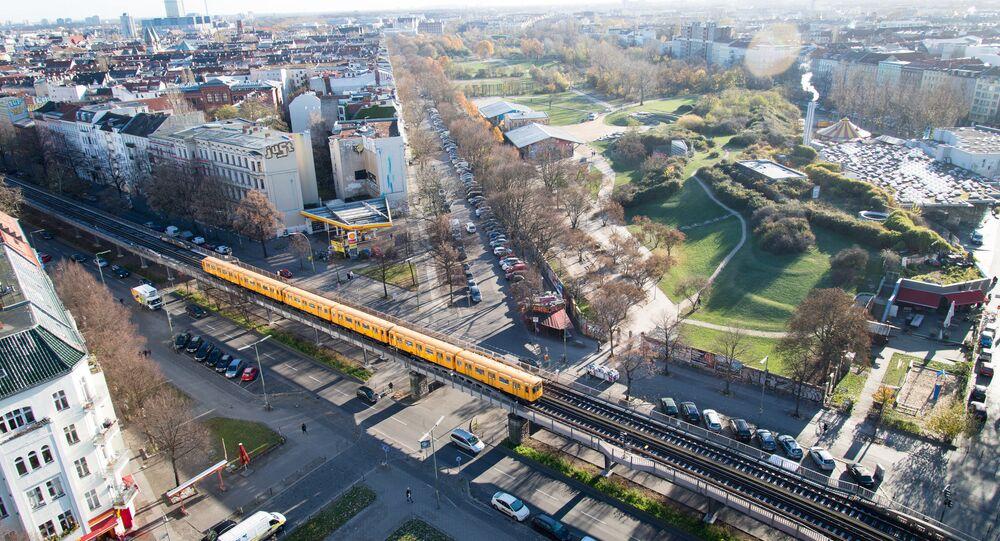 Görlitzer Park in Berlin-Kreuzberg
