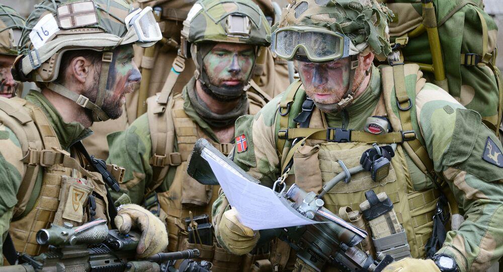 Norwegian soldiers (File)