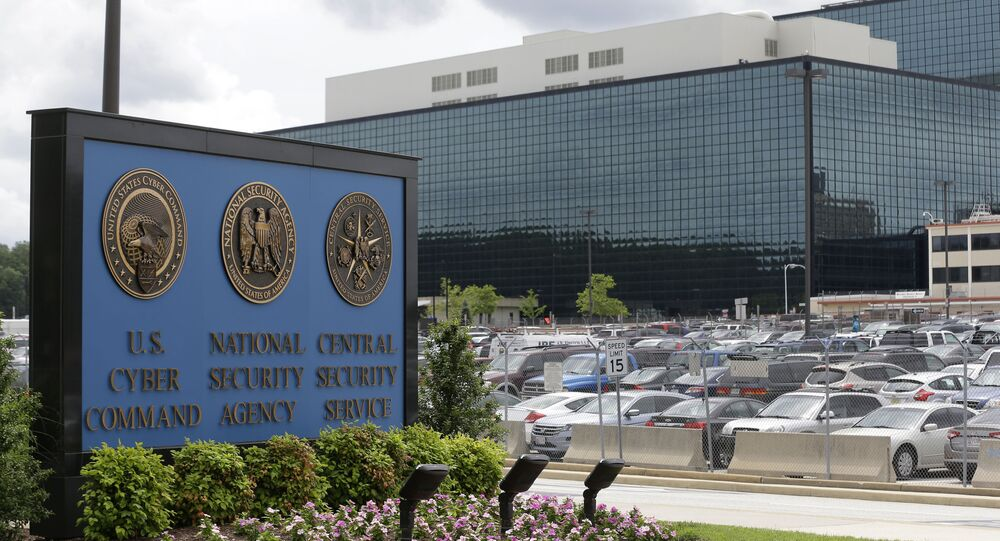 National Security Agency (NSA) campus in Fort Meade, Md. (File)